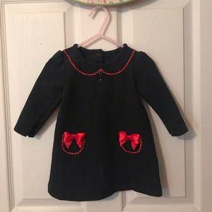 Gymboree holiday dress 12-18 months
